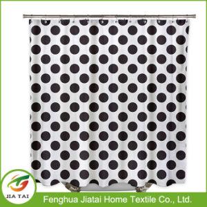 Contemporary Polka DOT Shower Curtain Custom Shower Curtain pictures & photos