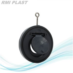 Swing Type Plastic Check Valve pictures & photos