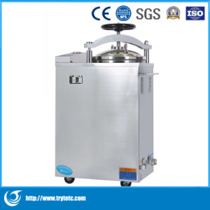Autoclave Sterilizer-Vertical Pressure Steam Sterilizer pictures & photos