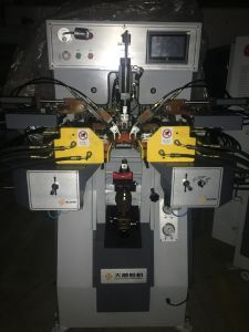 Ds-658zn Intelligent Side & Heel Lasting Machine for Shoe pictures & photos