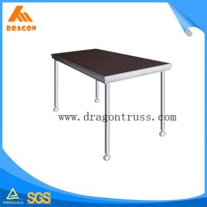 0.2-1m Height Aluminum Modular Event Stage pictures & photos