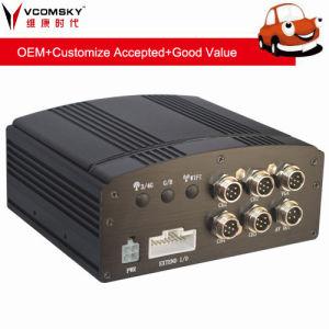 720p 4CH 3G 4G GPS WiFi Car DVR pictures & photos
