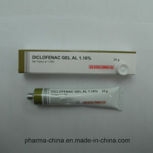 GMP Medicine Ketoconazole Cream 2% 30g pictures & photos