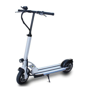 10 Inch Adjustable / Folding Multicolour Kick Scooter pictures & photos
