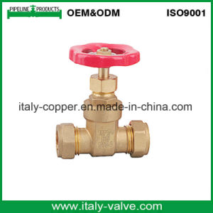 BS Bronze&Brass Compression End Stop Valve (AV4040) pictures & photos