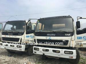 Used Isuzu Concrete Cement Mixer Truck /Japanese Concrete Mixer Truck for Sale pictures & photos