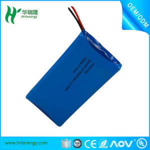 Manufacturer Rechargeable Li-ion Battery OEM / ODM 7.4V 6ah Lipo Battery Packs pictures & photos