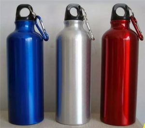 500ml Aluminum Push Beverage Bottles pictures & photos