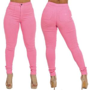 2017 Women Skinny Pants Cotton Chino Pants Fashion Pants pictures & photos