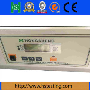 Factory Price Shoeslace Friction Testing Machine Abrasion Tester pictures & photos