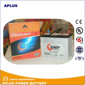 High Performance Dry Charge Lead Acid Storage Battery Ns70 65D26r pictures & photos