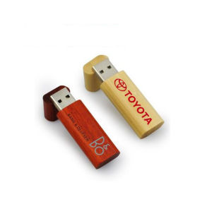 2016 Hot Selling Wooden USB Flash Drive