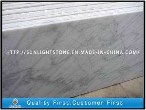 High Polished White Marble Slab & Tile, Chinese Guangxi White Marble, Factory Price Directly pictures & photos