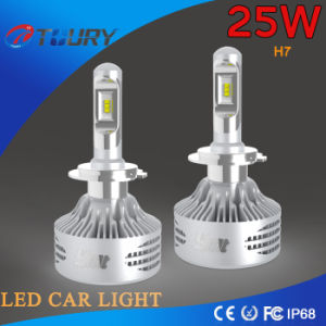 Professional LED 25W H7 Headlight LED Car Light Truck pictures & photos