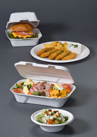 Compostable Eco Friendly Bagasse Disposable Tableware From Sugarcane pictures & photos