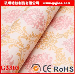 Fashion Classic PVC Self-Adhesive Waterproof Wallpaper pictures & photos