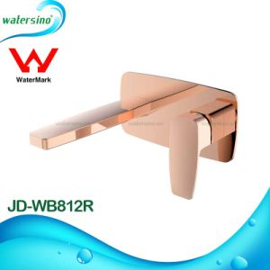 Wall Mounted Faucet Bathroom Basin Mixer Tap with Watermark pictures & photos