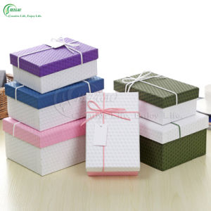 Special Paper Gift Packaging Gift Boxes (KG-PX085)