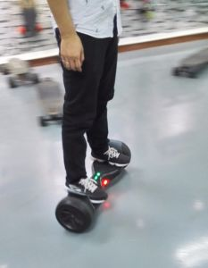 Powerful 2 Wheels Self Balance Scooter Electric Street Hoverboard pictures & photos