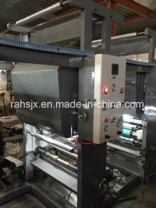 2 Colors Rotogravure Printing PE/PP/PVC Film Machine pictures & photos