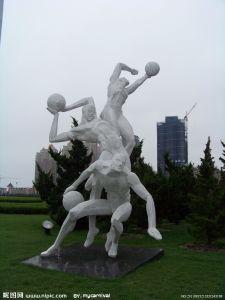 Sports 3, Outdoor Garden, Garden Landscape Metal Sculpture pictures & photos