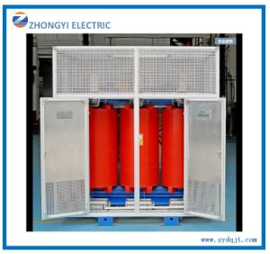Three Phase 100kVA Dry Type Epoxy Resin Current Transformer with Factory Price pictures & photos
