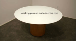 Back Painted Glass Table Tops pictures & photos