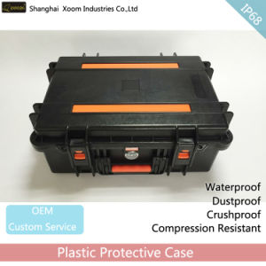 Large Instrument Case Plastic Waterproof Protective Case Military Case