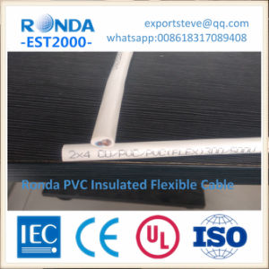 2 core flexible PVC insulated cable pictures & photos