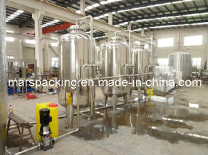 Complete RO Drinking Water Treatment System pictures & photos