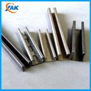 China Spplier′s Cold Bending Structural U Beam Steel Channel Steel
