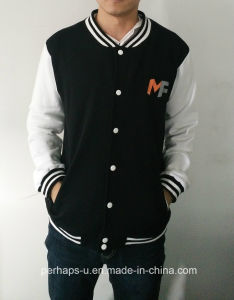 High-End Unisex Baseball Jacket with Custom Logo pictures & photos