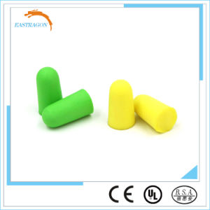 Colorful Slow Rebound Foam Ear Plougs for Noise pictures & photos