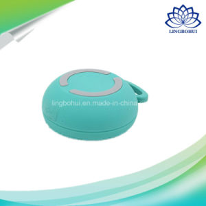 Cloth Silicon ABS Shell Waterproof Mini Bluetooth Wireless Speaker pictures & photos