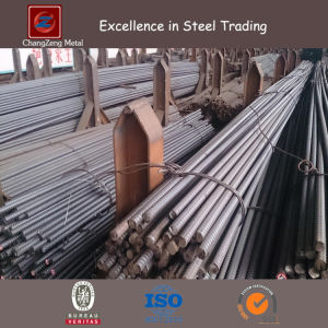 HRB400 Hot Rolled Deformed Iron Rod (CZ-A09) pictures & photos