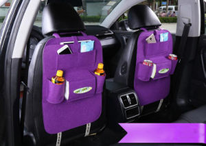 Promotion Custom Multi-Pocket Car Accessories Car Back Seat Cover Organiser pictures & photos