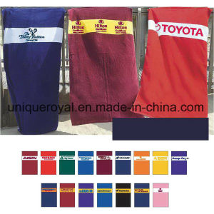 100% Cotton Rugby Stripe Beach/Bath Towel pictures & photos
