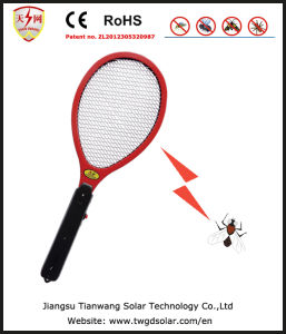 High Quality Electronic Pest Repeller with Clearing Brush (TW-03) pictures & photos