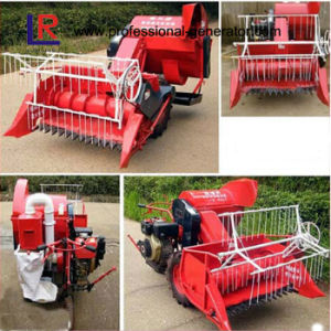 Agricultural Machinery Mini Combine Harvester pictures & photos