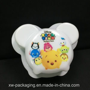 Animal Printed Fancy PVC Plastic Solid Blister Tray pictures & photos