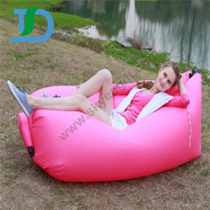 Custom Europe Style Holiday Outdoor Pink Inflatable Air Lounge pictures & photos