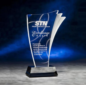 High Quality Acrylic Trophy for Sale pictures & photos