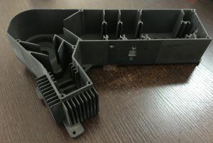 Black Anodising /Anodized Aluminum Die Casting pictures & photos