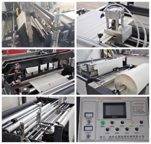 Hot Selling Multi-Functional Flat Bag Making Machine pictures & photos