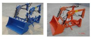 Japanese Tractors Mini Front End Loader with Hydraulic Cylinder pictures & photos
