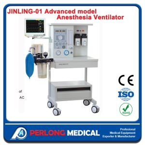 Jinling-850 Standard Model Anesthesia Machine with Ce Certificate pictures & photos