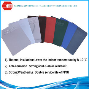 Nano Film Coated PPGI Pre-Painted Galvanized Steel Coil for Roofing pictures & photos