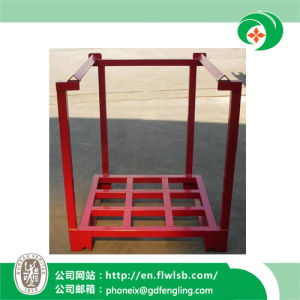 Customized Fixed Steel Stacking Rack for Transportation by Forkfit pictures & photos