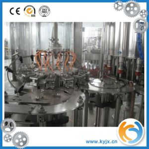 Automatic Plastic Products 3000 Per Hour Juice Capping Line pictures & photos