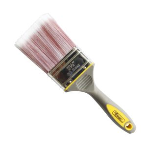 "2.5"" Painting Tools Paint Brush with Sharpened Synthetic Bristles and TPR Handle pictures & photos"